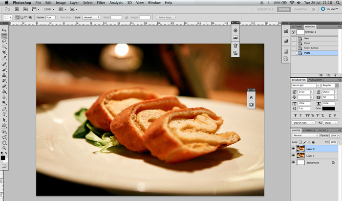 Food Photography Tricks and Tips