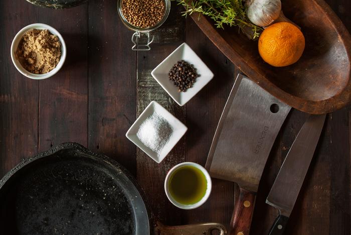Food Blog Logos