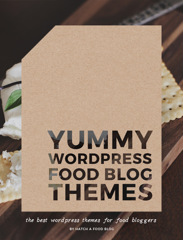 The best yummy wordpress food blog themes for recipes and bloggers the best wordpress food blog themes forumfinder Gallery