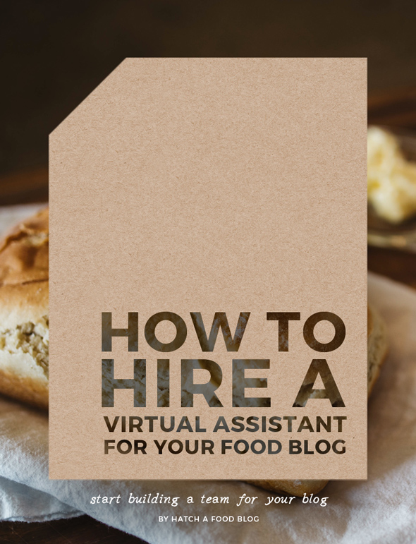 How To Hire A Virtual Assistant For Your Food Blog